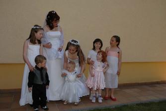 Nevěsta a sedm trpaslíků!