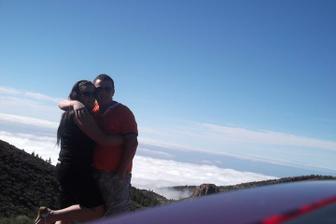 Nad oblakmi,jednoducho ako v nebi :)