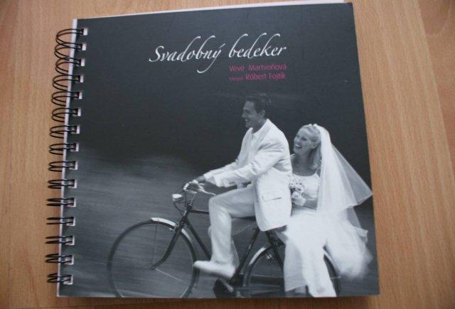 Co bolo, je,... a bude (na svadbe) - Túto knižku mám už nejaký piatok doma... konečne prišiel jej čas.
