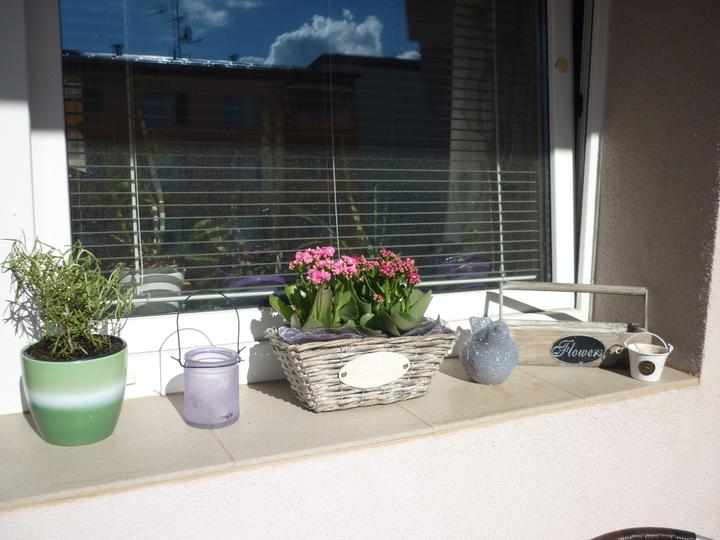 Přestavba bytu - Balkonové okno :-)