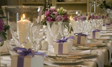 svatební tabule jako z pohádky