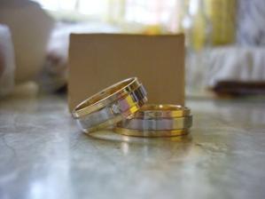 Naše prstýnky :-)