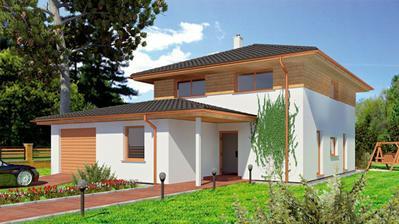 Má někdo zkušenost s podobným typem domu?