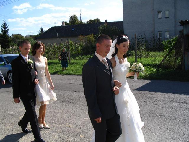 Iveta Berinštetová{{_AND_}}Miroslav Mastiľák - Cesta do kostola