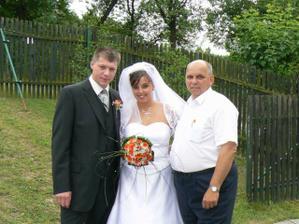 Manžel já a můj táta