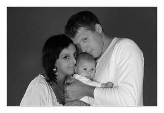29.8.2008 ... bez dne jsou Michálkovi 3 měsíce.