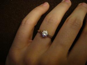 5.9.2006 jsem ho dostala při romantické večeři