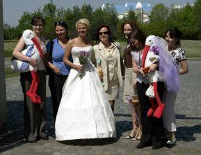 Holky z beremese, Evča, Míša, Verunka, Renča, Kája a Míša a ještě svobodná nevěsta