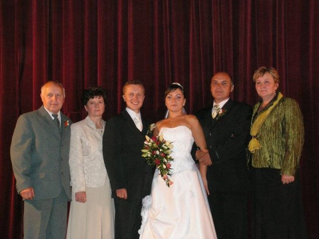 Veronika Likavčanová{{_AND_}}Vladko Littva - naši super rodičia