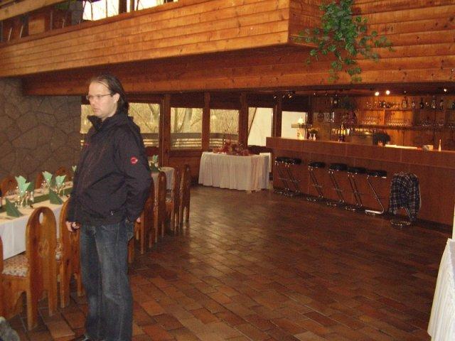 MARTINA+ANDY  6.7.2007 - moj skoro manžel a miesto,kde bude hostina