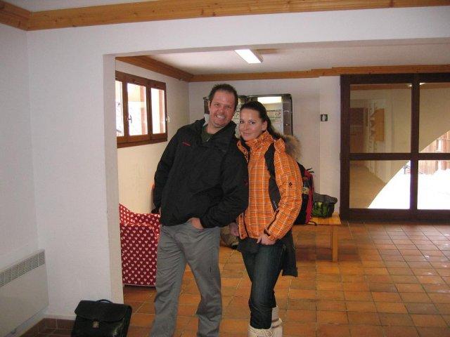 MARTINA+ANDY  6.7.2007 - Na horách