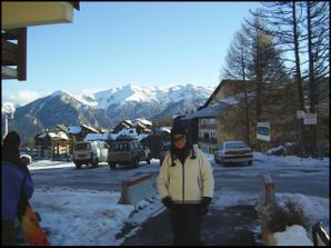 Vianočná tohtoročná lyžovačka vo francii-Risoul