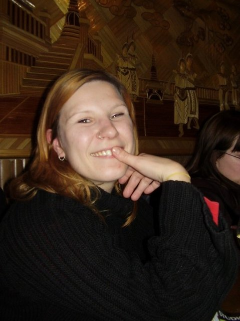 ZRAZÍK-BRNĚNSKÝ BABINEC 25.1.2007 MANGO - Obrázok č. 6