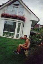...baráček v Brne, kde som nejakú dobu žila