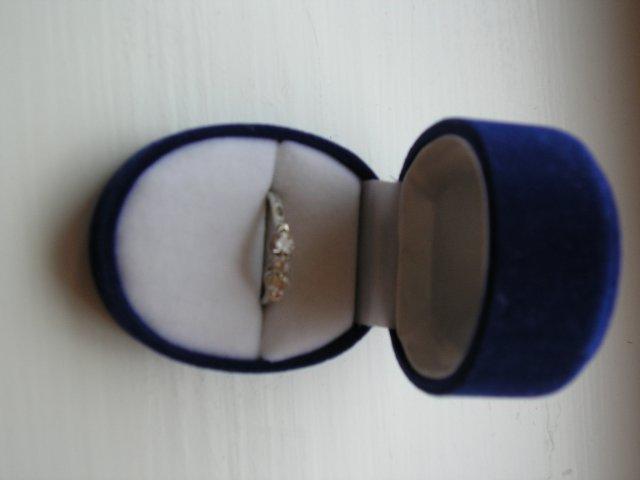 Petko a Lucka 19.5.2OO7 - moj zásnubný prstienok