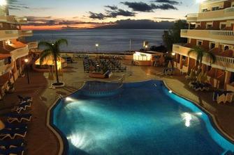 Náš hotel - svatební cesta Kanárské ostrovy - ostrov Tenerife