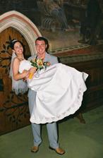 Manželská náruč..