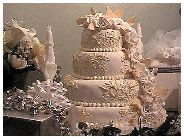 Mia a Pablo - ...krásna torta...
