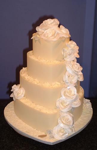 Snehulienka - torty.. tortičky