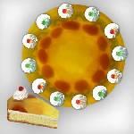 ještě jeden dort bude, asi něco podobného, ovocný želatinový