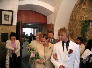 ženich a maminka