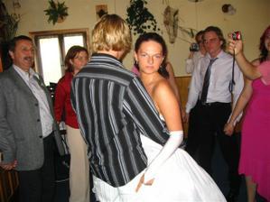 náš společný taneček