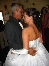 taneček i s tatínkem