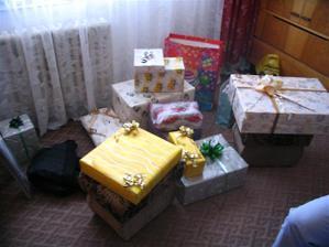 svatební dary