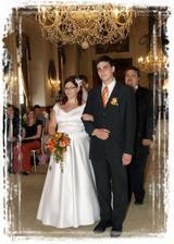 ještě pořád snoubenci :o))
