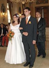 ještě pár minutek snoubenci :o)