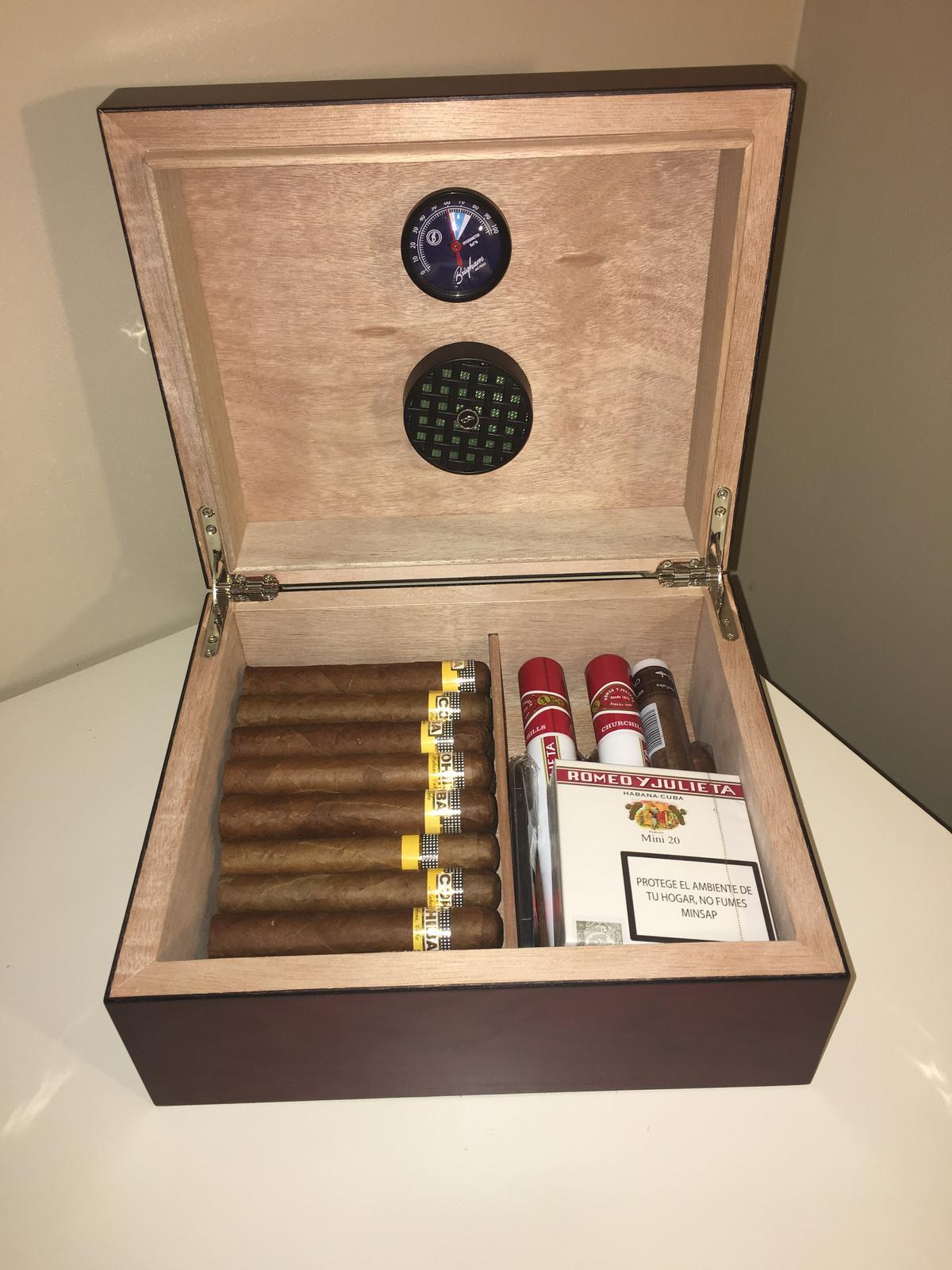 spravne sa musia cigary... - Obrázok č. 1
