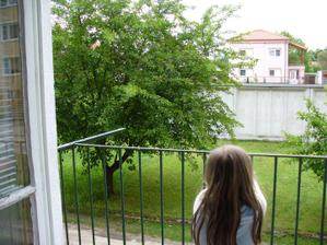 náš balkónik