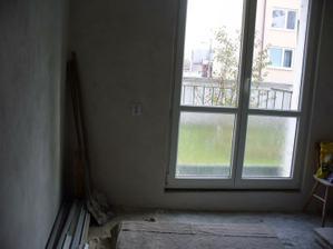 nové balkonové dvere
