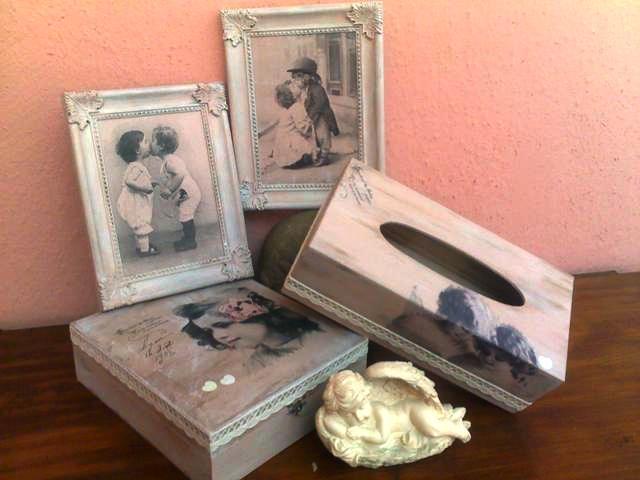 Moje hobby-bytove doplnky - nova VINTAGE kolekcia