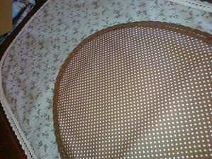 oval na velky stol