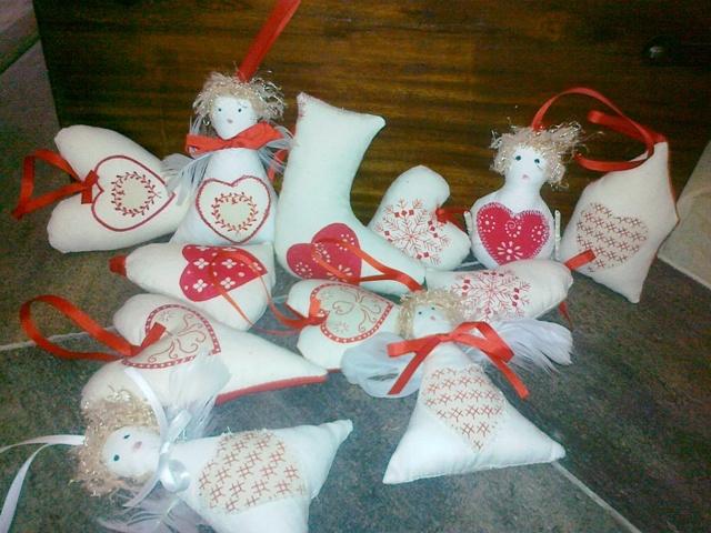 Vianocne inspiracie - tieto mam velmi rada:-))