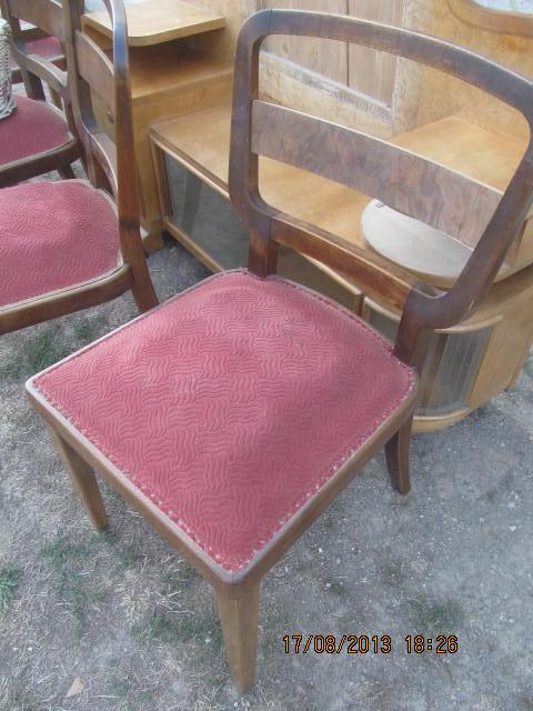 Zo stareho nove :-))) - stolicky budu poriadna makacka ale nevadi