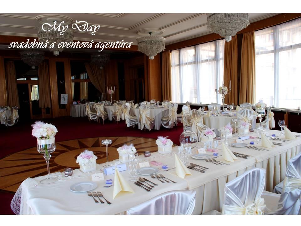 Svadba 10.7. Grand Hotel Starý Smokovec - Obrázok č. 3