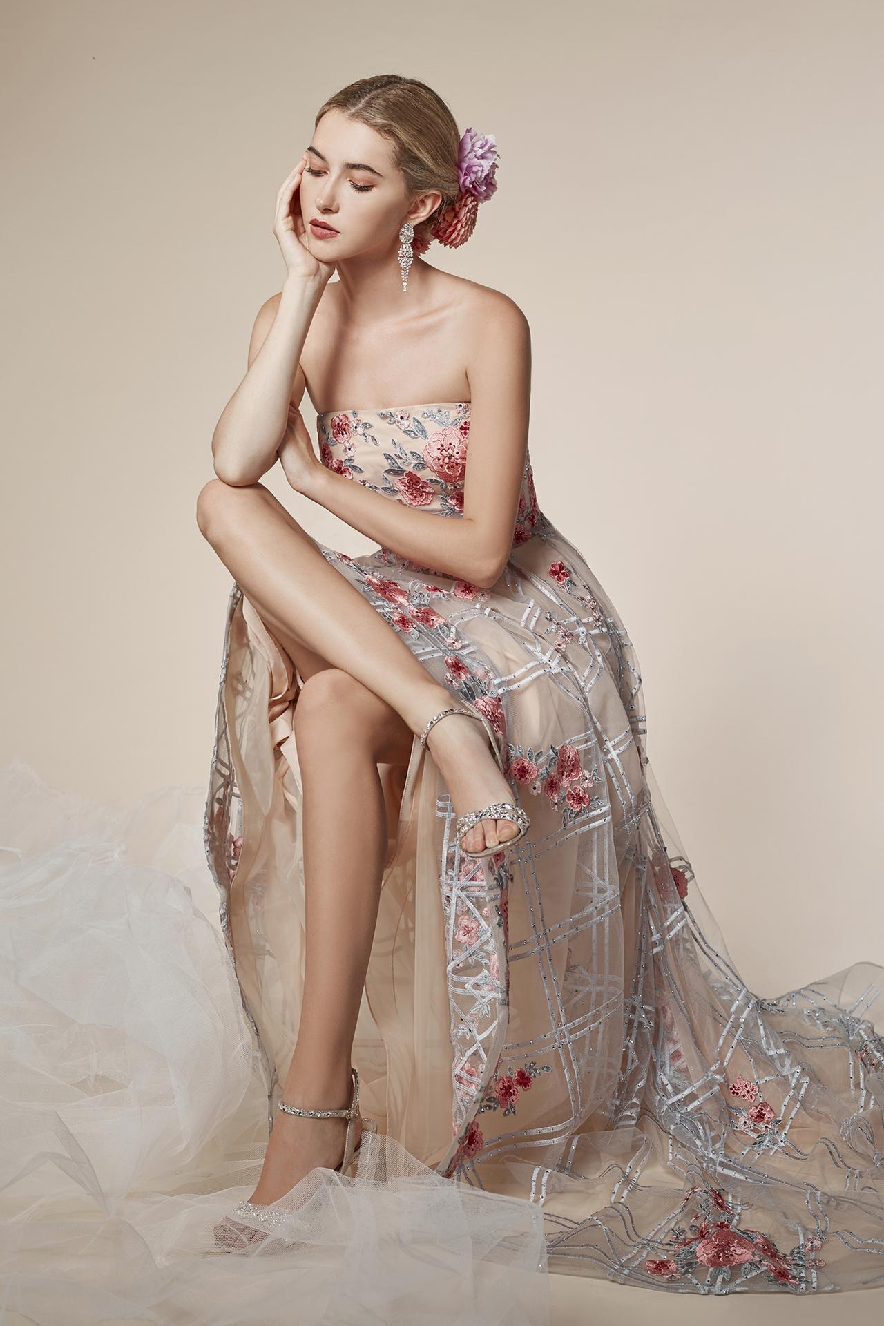 Nové spoločenské šaty :) - Obrázok č. 7