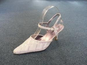 toto sú moje svadobné topánočky