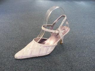 Lutom - toto sú moje svadobné topánočky