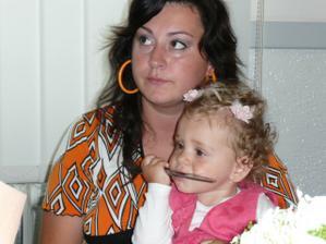naša Júlinky s maminou Leou