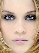 krásně nalíčené oči