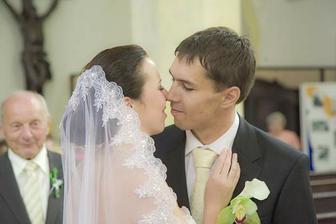 ...a jsme manželé...:)