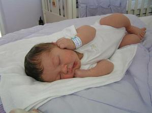 Náš Kryštůfek se narodil 14.7.2010