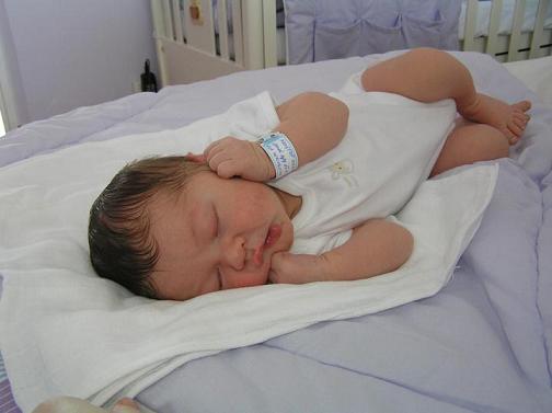 Eva{{_AND_}}Pavel - Náš Kryštůfek se narodil 14.7.2010