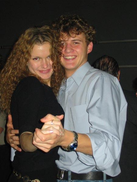 Sylvia & Tomáš - to bude svadbička - To sme my dvaja snúbenci