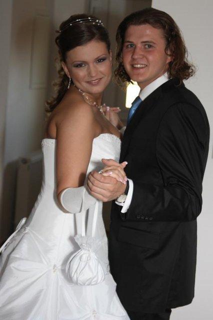 Sylvia & Tomáš - to bude svadbička - To sme my dvaja už ako manželia