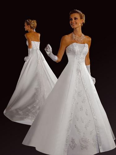Sylvia & Tomáš - to bude svadbička - Tieto šatičky som pôvodne chcela