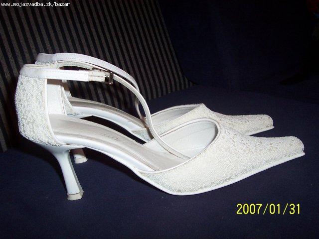 Sylvia & Tomáš - to bude svadbička - Takéto botičky som si kúpila - boli veľmi pohodlné